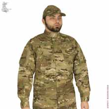 Jacket SRVV Triarius NIR Multicam