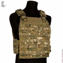Panel SRVV for Body Armor THORAX Front Surpat Savanna