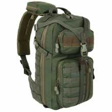 Backpack ANA Tactical Satellite 12 Liters Green 483