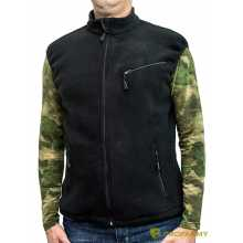 Vest ProfArmy Terra Fleece Black