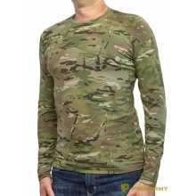 T-Shirt ProfArmy PS-12 Cooper Long Sleeve Stretch Multicam