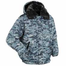 Jacket ANA Tactical R51-09 Sneg with Removable Epaulettes Navy
