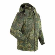 Jacket ANA Tactical DS-3 Fleece Digi Flora