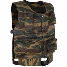 Vest ANA Tactical Inkass Unloading Green Reed