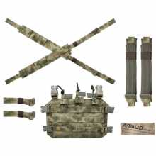 Vest ANA Tactical Fast Molle A-Tacs FG