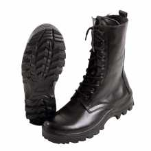 Boots Armada 204 Zip Natural Fur Black