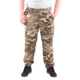 Pants Keotica Jersey 100% Cotton Multicam