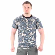 T-Shirt Keotica 100% Cotton Digital Shadow