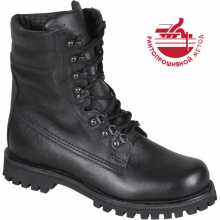 Boots Splav England on a wide shoe Black