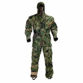 Suit KE Tactical Gorka-5 Rip-stop with Elbow and Knee Pads Flectarn-D