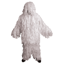 Suit Holster Avalanche Ghillie Knitted Fabric White