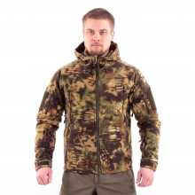 Jacket Keotica Patriot Fleece Mandrake