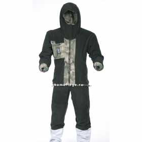 Suit KE Tactical Gorka Membrane Fleece Digital Urban