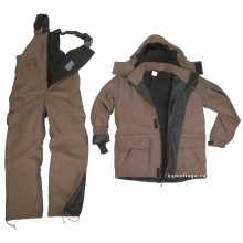 Suit KE Tactical Saiga Winter Windblock Brown